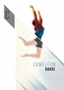 Caméléon à Colombier
